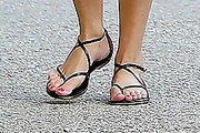 Julia Carey Flat Sandals