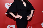 Kat Dennings Little Black Dress