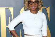 Mary J. Blige Crop Top