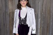 Millie Bobby Brown Leather Jacket