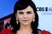 Ginnifer Goodwin Medium Wavy Cut with Bangs