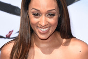 Tia Mowry Long Straight Cut