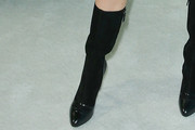 Darby Stanchfield Mid-Calf Boots