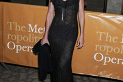 Holly Hunter Evening Dress