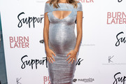 Jana Kramer Maternity Dress