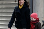 Jennifer Connelly Pea Coat