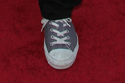 Mark Hoppus Canvas Shoes