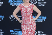 Melissa Joan Hart Print Dress