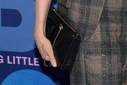 Michelle Pfeiffer Leather Clutch