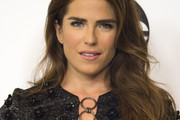 Karla Souza Long Wavy Cut