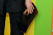 Rumer Willis Leather Clutch