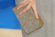 Gisele Bundchen Box Clutch