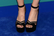 Mandy Moore Platform Sandals