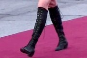 Nicolle Galyon Knee High Boots