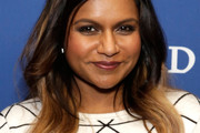 Mindy Kaling Ombre Hair
