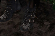 Lily Cole Studded Boots