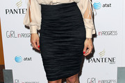 Kate Del Castillo Pencil Skirt