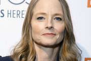 Jodie Foster Mid-Length Bob