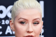 Christina Aguilera Hair Knot