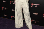 Debi Mazar Wide Leg Pants