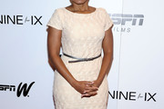 Jemele Hill Cocktail Dress