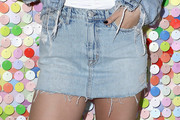 Amelia Gray Hamlin Denim Skirt