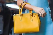 Taylor Swift Leather Tote