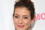 Kate Walsh Messy Updo