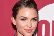 Ruby Rose Short Side Part