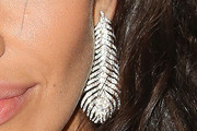 Madalina Diana Ghenea Dangling Diamond Earrings