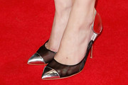 Laura Carmichael Pumps