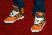 Moises Arias Leather Sneakers