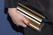 Meghan McCain Hard Case Clutch