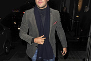 Mark Wright Wool Scarf