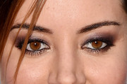 Aubrey Plaza Smoky Eyes