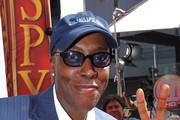 Arsenio Hall Logo Baseball Cap