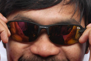 Manny Pacquiao Performance Oval Frames
