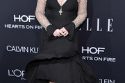 Natasha Lyonne Fishtail Dress