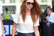 Una Healy Loose Blouse