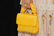 Leandra Medine Leather Purse