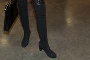 Grazyna Kulczyk Knee High Boots