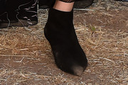 Brie Larson Ankle Boots