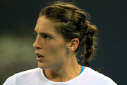 Andrea Petkovic Long Braided Hairstyle