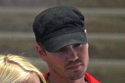Chad Michael Murray Military Cap