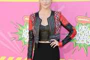 Alyson Stoner Motorcycle Jacket