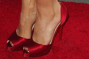 Felicity Huffman Evening Pumps