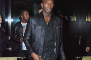Usain Bolt Leather Jacket
