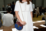 Anais Demoustier Chain Strap Bag