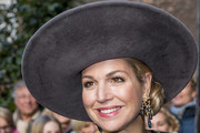 Queen Maxima Wide Brimmed Hat