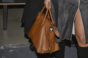 Petra Nemcova Leather Tote